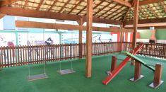 Colônia de férias de Caraguatatuba – estrutura