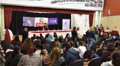 Mulheres da região Taboão debatem direitos