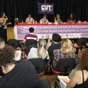 Mulheres Químicas em Defesa da Democracia, dos Direitos e por Maior Participação na Política
