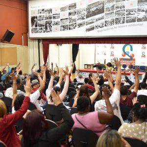 Químicos aprovam renovação da Convenção Coletiva