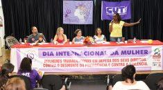 Dia Internacional da Mulher no Sindicato