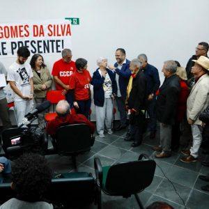Químicos homenageiam Virgílio Gomes da Silva, desaparecido há 50 anos, durante a ditadura militar
