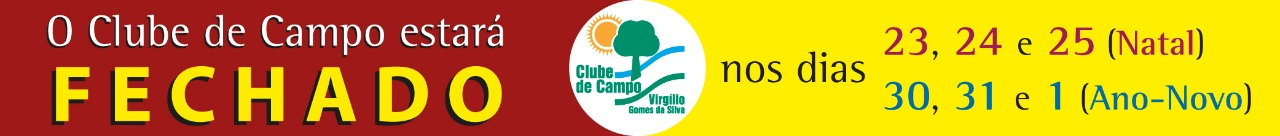 Clube de Campo -fechamento