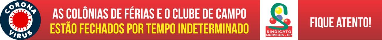 Fechamento clube e colonias