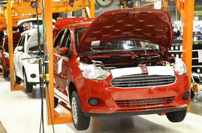 Ford anuncia fim da produção no Brasil